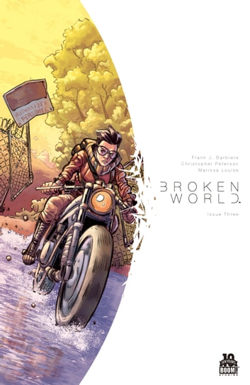 Broken World #3 ebook by Frank J. Barbiere,Christopher Peterson