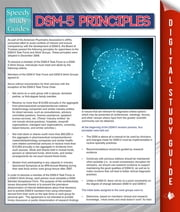 DSM-5 Principles (Speedy Study Guides) ebook by Speedy Publishing