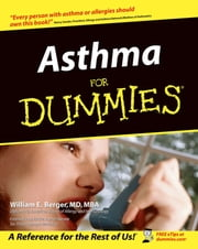 Asthma For Dummies ebook by Jackie Joyner-Kersee,William E. Berger