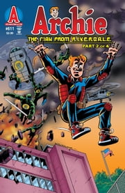 Archie #611 ebook by Tom DeFalco,Fernando Ruiz,Rich Koslowski,Jack Morelli,Tom Chu