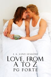 Love from A to Z ebook by PG Forte