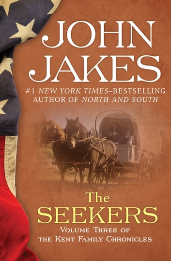 The Seekers ebook by John Jakes
