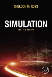 Simulation ebook by Sheldon M. Ross
