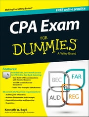 CPA Exam For Dummies ebook by Kobo.Web.Store.Products.Fields.ContributorFieldViewModel