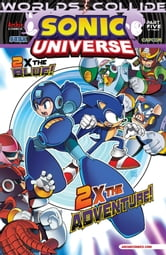 "Sonic Universe #52 ebook by Patrick ""SPAZ"" Spaziante, Ian Flynn, Tracy Yardley, Terry Austin, Thomas Mason, A. Teuthis"
