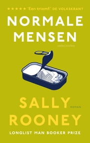 Normale mensen ebook by Sally Rooney, Gerda Baardman