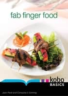 Fab Finger Food ebook by Jean Paré
