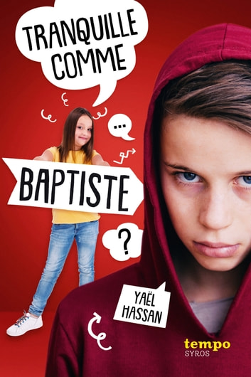 Tranquille comme Baptiste eBook by Yaël Hassan