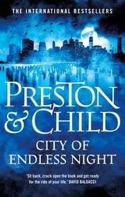 City of Endless Night ebook by Douglas Preston, Lincoln Child