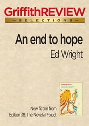 An end to hope ebook by Ed Wright
