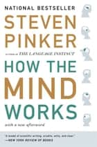 How the Mind Works ebook by Steven Pinker