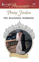 The Blackmail Marriage ebook by Penny Jordan