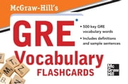 McGraw-Hill's GRE Vocabulary Flashcards ebook by Kobo.Web.Store.Products.Fields.ContributorFieldViewModel
