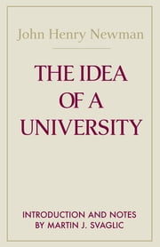 Idea of a University, The ebook by Kobo.Web.Store.Products.Fields.ContributorFieldViewModel
