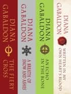 The Outlander Series Bundle: Books 5, 6, 7, and 8 - The Fiery Cross, A Breath of Snow and Ashes, An Echo in the Bone, Written in My Own Heart's Blood ebook by Diana Gabaldon