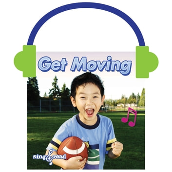 Get Moving audiobook by Joann Cleland