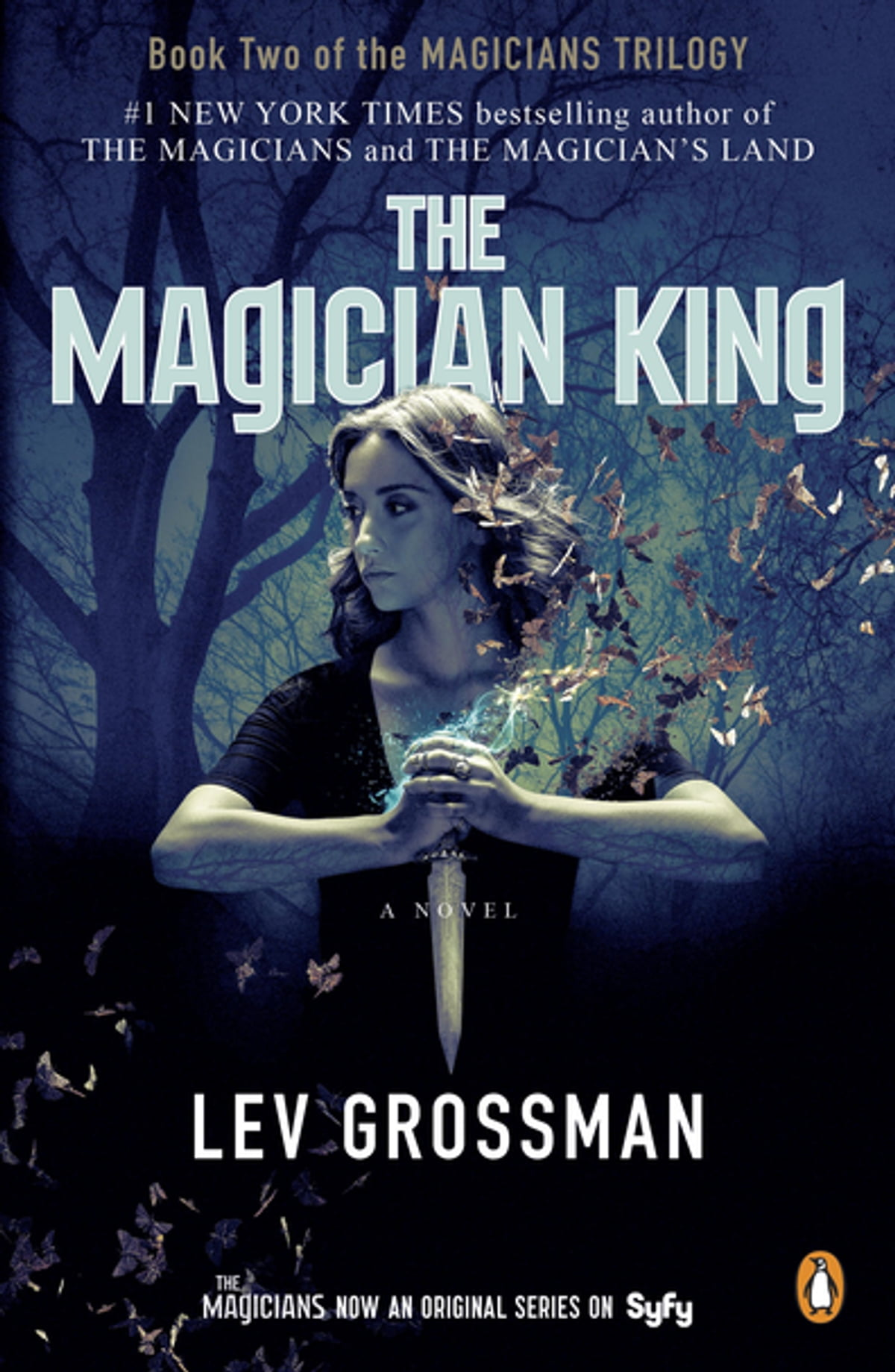 Download The Magician King The Magicians 2 By Lev Grossman