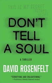 Don't Tell a Soul ebook by David Rosenfelt