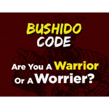 Bushido Code - Learn The Warrior's Secret To Success audiobook by Empowered Living