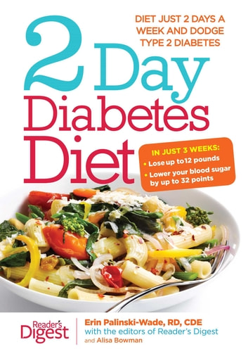 2-Day Diabetes Diet - Diet Just 2 Days a Week and Dodge Type 2 Diabetes ebook by Erin Palinsky