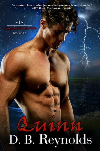 Quinn ebook by D. B. Reynolds