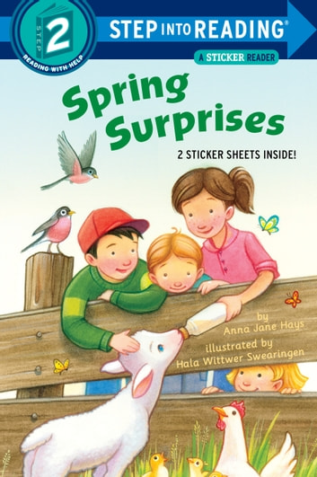 Spring Surprises ebook by Anna Jane Hays