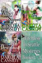 Witchless in Seattle Cozy Mysteries: Books 1-3 ebook by