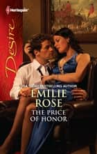 The Price of Honor ebook by Emilie Rose
