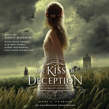 The Kiss of Deception audiobook by Mary E. Pearson