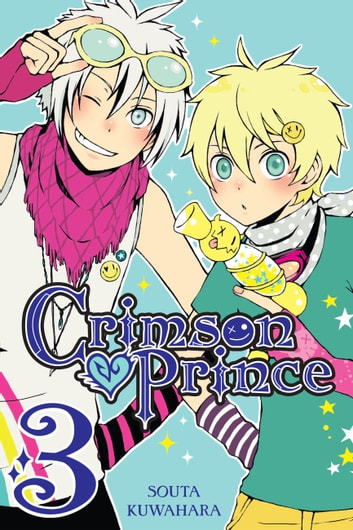Crimson Prince, Vol. 3 ebook by Souta Kuwahara