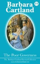 The Poor Governess ebook by Barbara Cartland