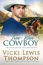 True-Blue Cowboy ebook by Vicki Lewis Thompson