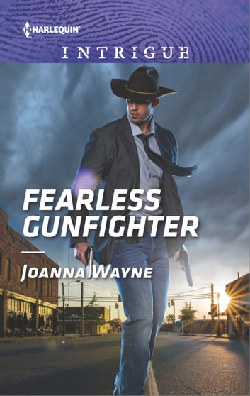 Fearless Gunfighter - A Thrilling FBI Romance ebooks by Joanna Wayne