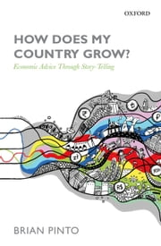How Does My Country Grow?: Economic Advice Through Story-Telling ebook by Brian Pinto