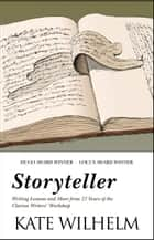 Storyteller ebook by Kate Wilhelm