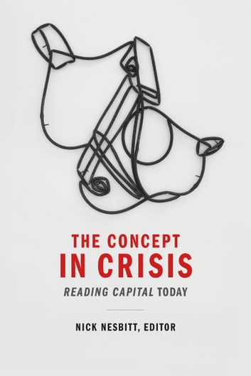 The Concept in Crisis - Reading Capital Today ebook by