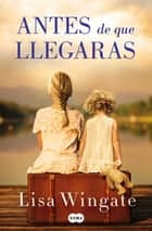 Antes de que llegaras ebook by Lisa Wingate