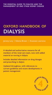 Oxford Handbook of Dialysis ebook by Jeremy Levy,Edwina Brown,Anastasia Lawrence