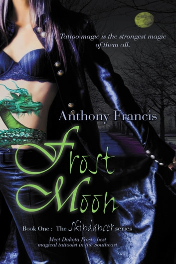 Frost Moon ebook by Anthony Francis