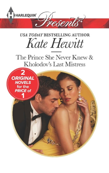 The Prince She Never Knew ebook by Kate Hewitt
