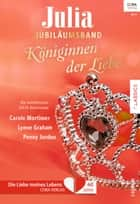 Julia Jubiläum Band 4 ebook by Lynne Graham, Penny Jordan, Carole Mortimer