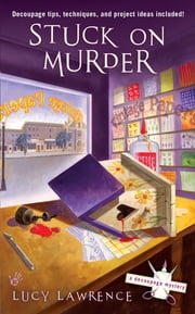 Stuck on Murder ebook by Lucy Lawrence