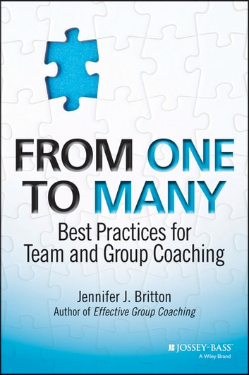 From One to Many - Best Practices for Team and Group Coaching ebook by Jennifer J. Britton