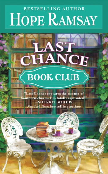 Last Chance Book Club ebook by Hope Ramsay