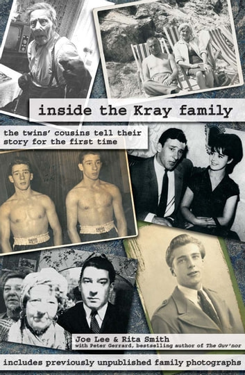 Inside the Kray Family ebook by Rita Smith