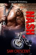 Nash ebook by Sam Crescent