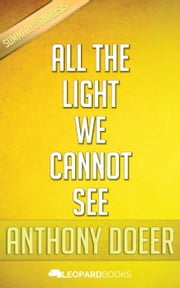 All The Light We Cannot See by Anthony Doerr ebook by Kobo.Web.Store.Products.Fields.ContributorFieldViewModel