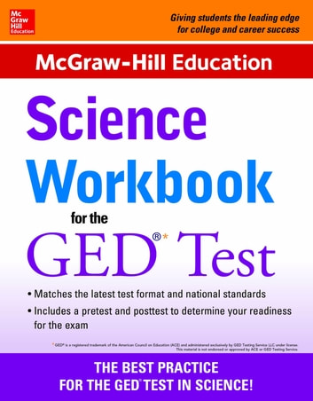 Mcgraw hill education science workbook for the ged test ebook by mcgraw hill education science workbook for the ged test ebook by mcgraw hill education fandeluxe Choice Image