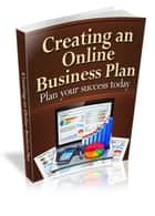 Creating an Online Business Plan eBook by Robert George