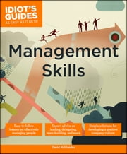 Idiot's Guides: Management Skills ebook by David Rohlander